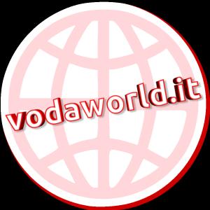 VodaWorld logo